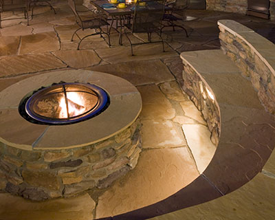 Firepits / Fountains