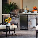 Outdoor Kitchen & BBQs